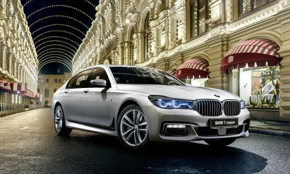bmw m7 7 series hd background download