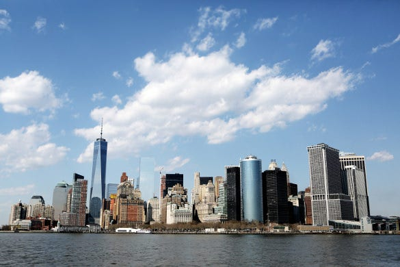 new york hd background download