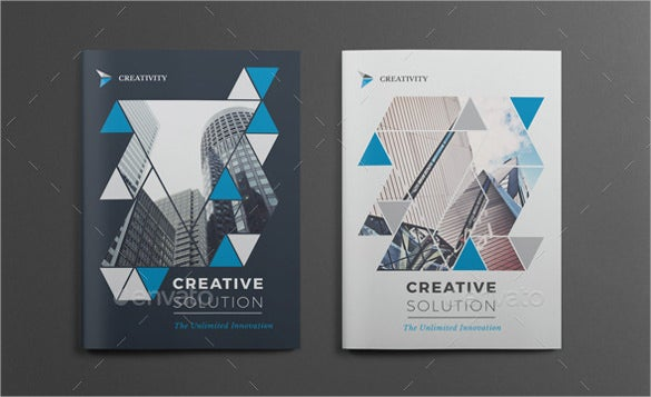 modern design brochure template download