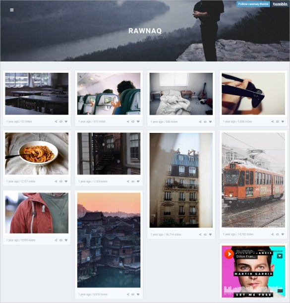 responsive portfolio theme for tumblr 29