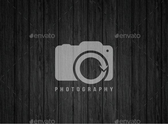 arrow photography logo vector eps download