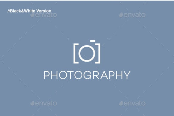 how to make a photography logo for free