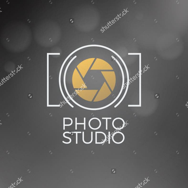 photography logo design template download 788x786