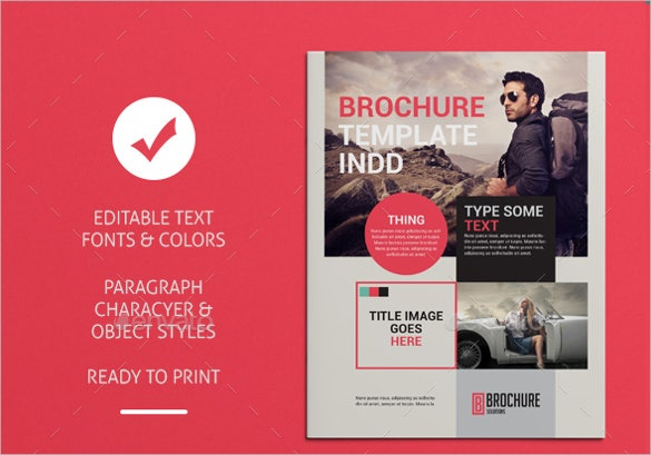 colorfull brochure template download