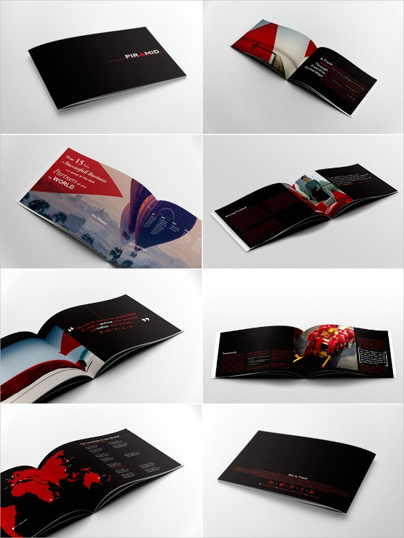 business brochure template download