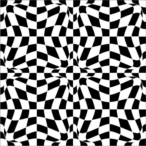 black and white vector pattern download