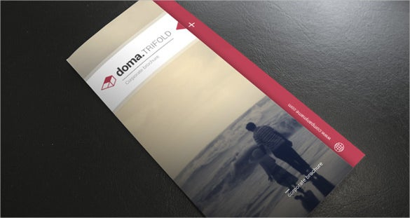 top businee brochure template