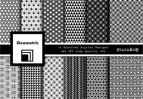 black and white pattern design download