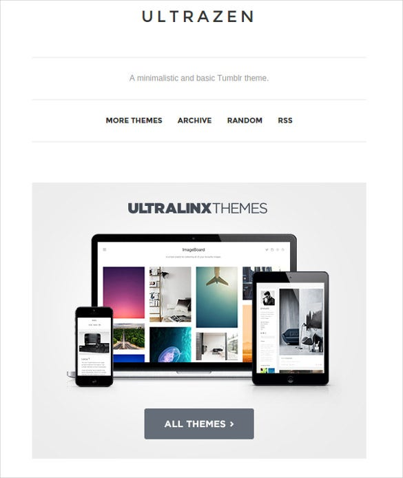 free ultra tumblr theme1