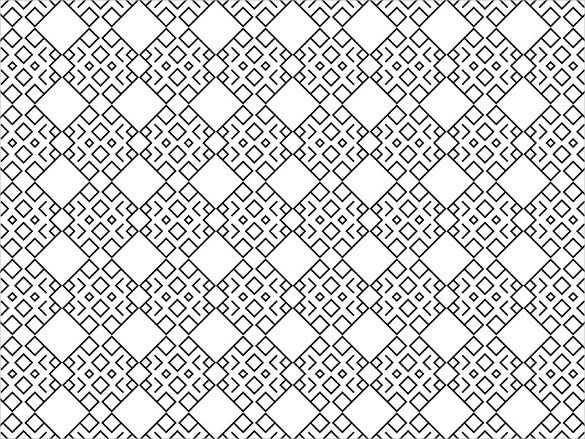 amazing black and white patterns design download