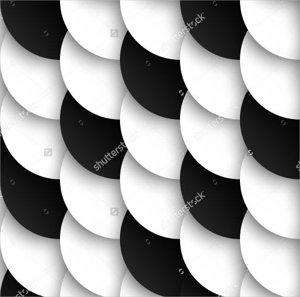 black and white circle patterns download