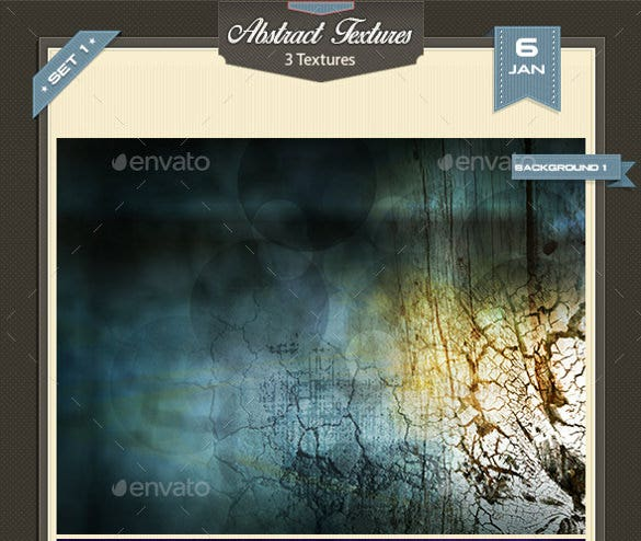 3 abstract photoshop textures set download