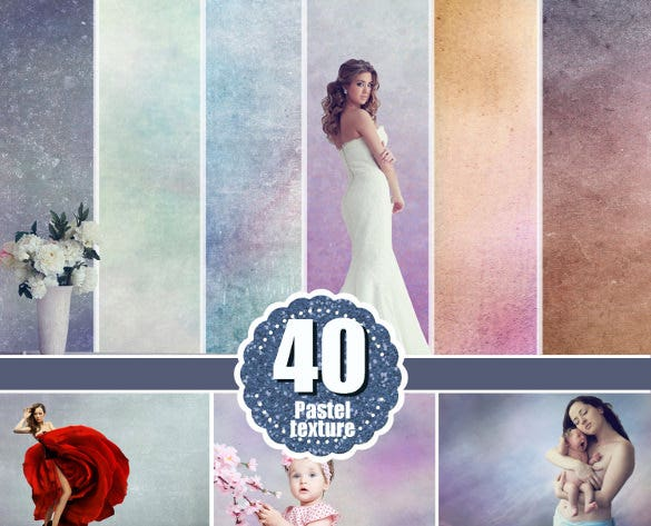 pastel photoshop texture set download