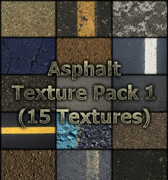 asphalt free photoshop texture pack download