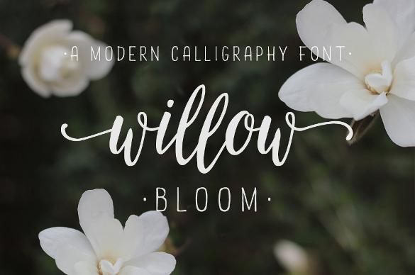 modern calligraphy font dowmnload