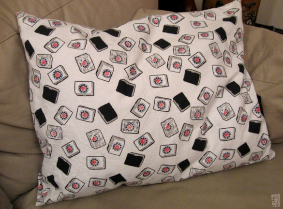 amazing pillowcase pattern free download