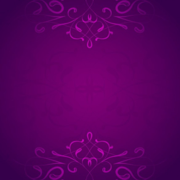 purple ornamental background free download