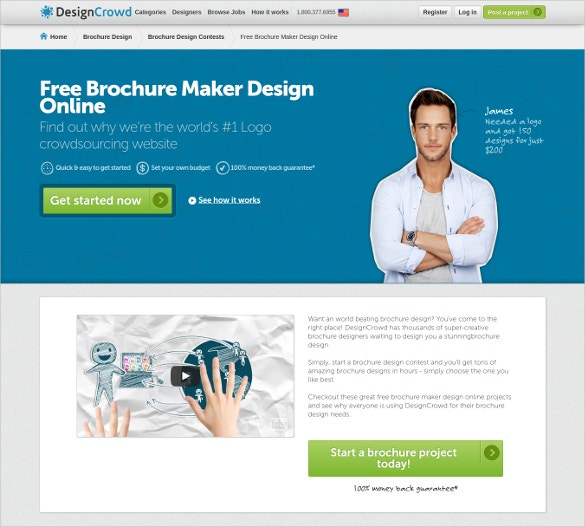 create your own brochure online brickhost ddc16585bc37