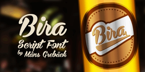 bira bold font free download