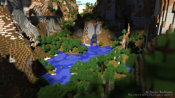 survival is beautiful minecraft background download