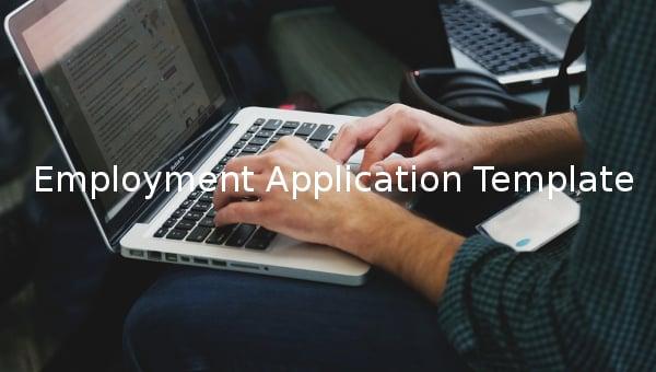 employmentapplicationtemplate