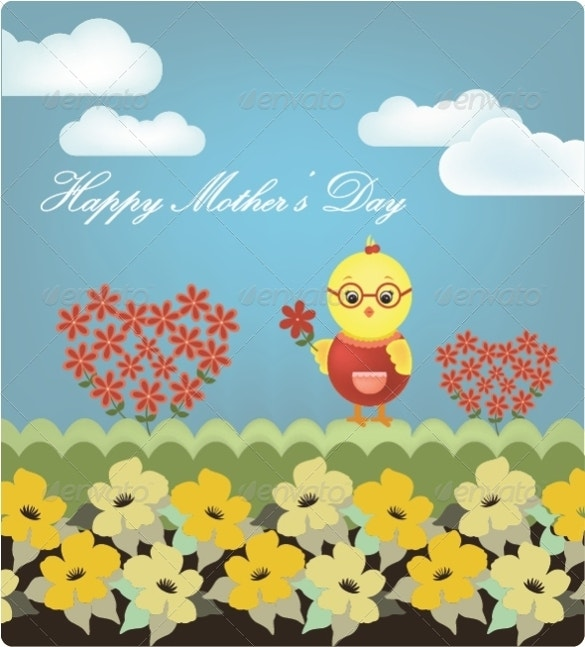 mothers day vector artwork eps download