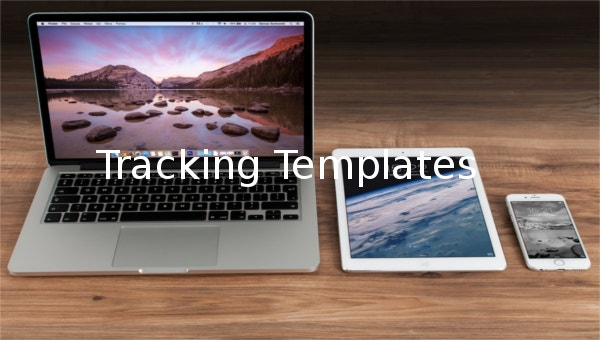 featured image tracking template