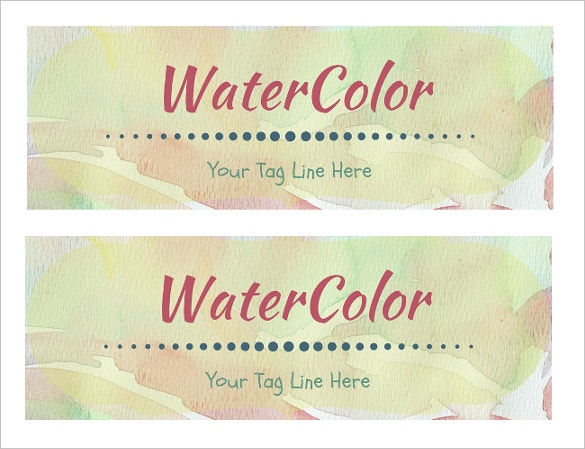 watercolor youtube channel art download