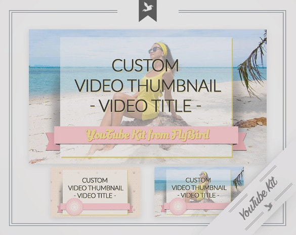 custom youtube thumnail for download