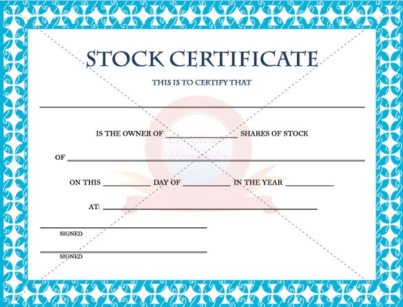 21 stock certificate templates free sample example format stock certificates template premium editable download yadclub