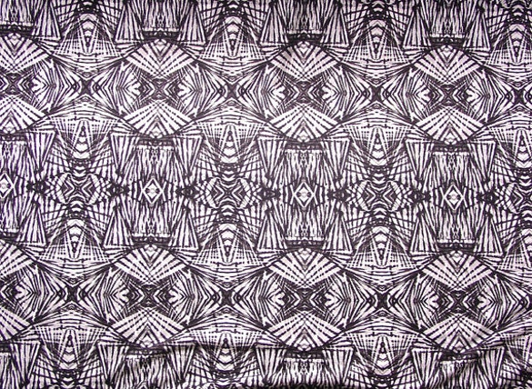 black white jersey fabric geometric pattern download