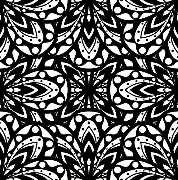 black and white geometric pattern download