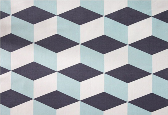 geometric cubes pattern download