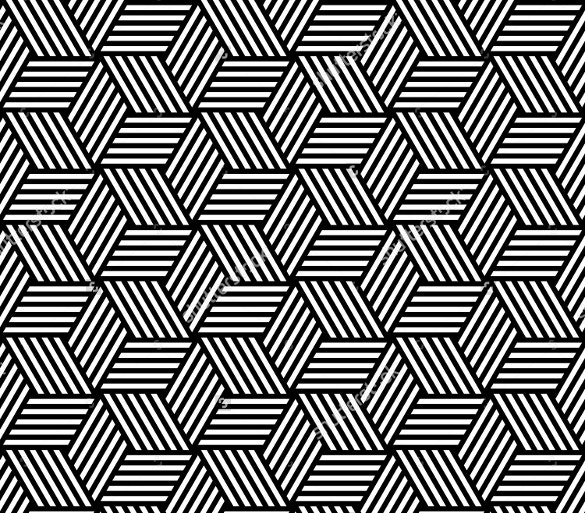 geometric pattern in op art design download