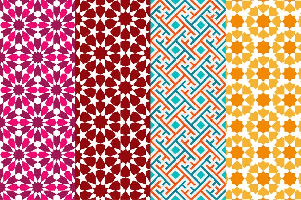 islamic geometric pattern free download