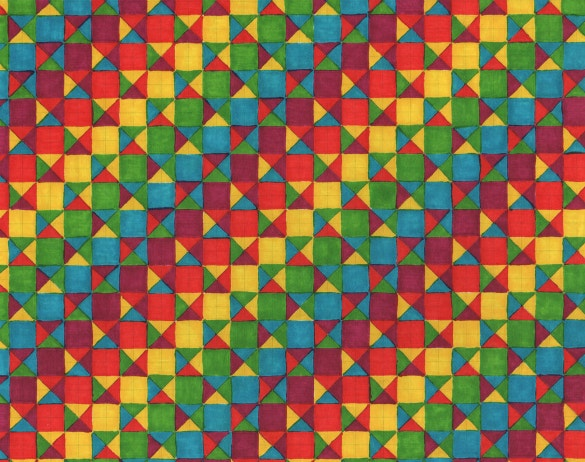 blue green yellow geometric pattern download