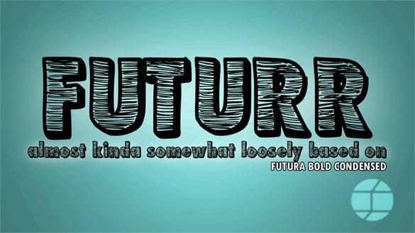futurr professional font download1