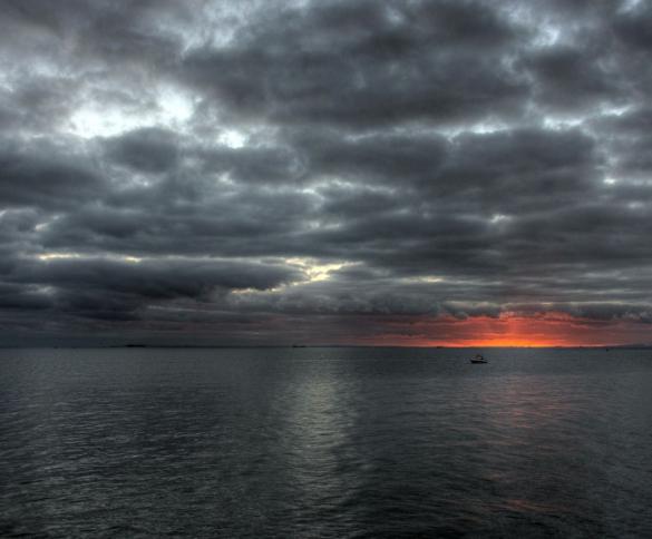 dark sky nature wallpaper for download