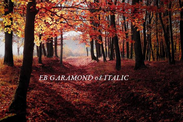 eb garamond italic ttf font download