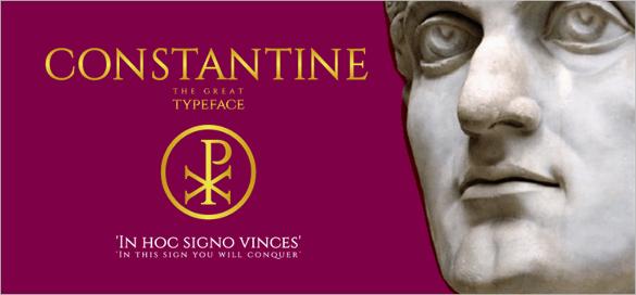 constantine trajan font download1