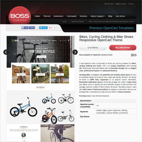 bike store responsive opencart theme 69