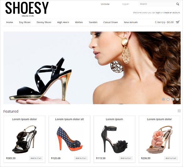 shoes store premium opencart 32