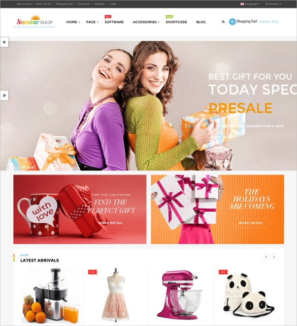 multi purpose responsive opencart theme for fashion gift digital furniture and kid store 45