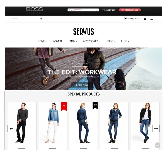 stylish clothing responsive opencart theme 69
