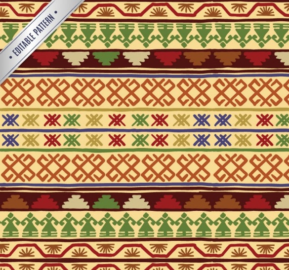 aztec tribal pattern free download