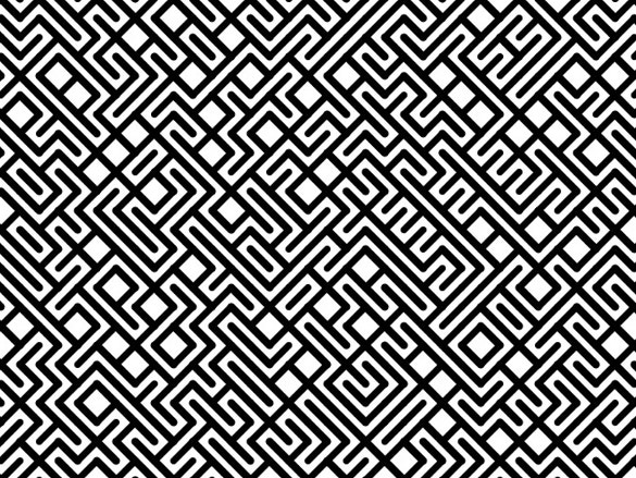 tribal grid pattern free download