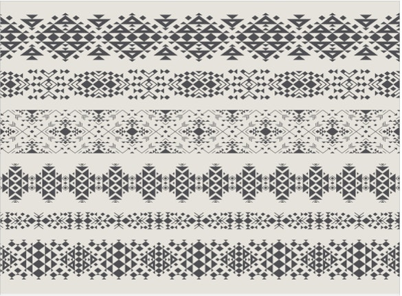 tribal seamless pattern free download