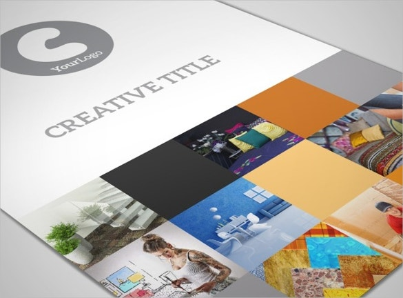 creative interior design flyer template for corporates