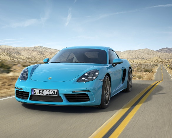 sky blue colored car wallpaper for download