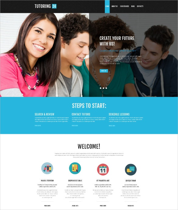 education online wordpress theme 75